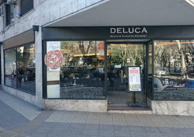 Avenida Las Heras y Pereyra Lucena